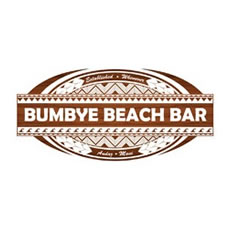 Bumbye Beach Bar logo
