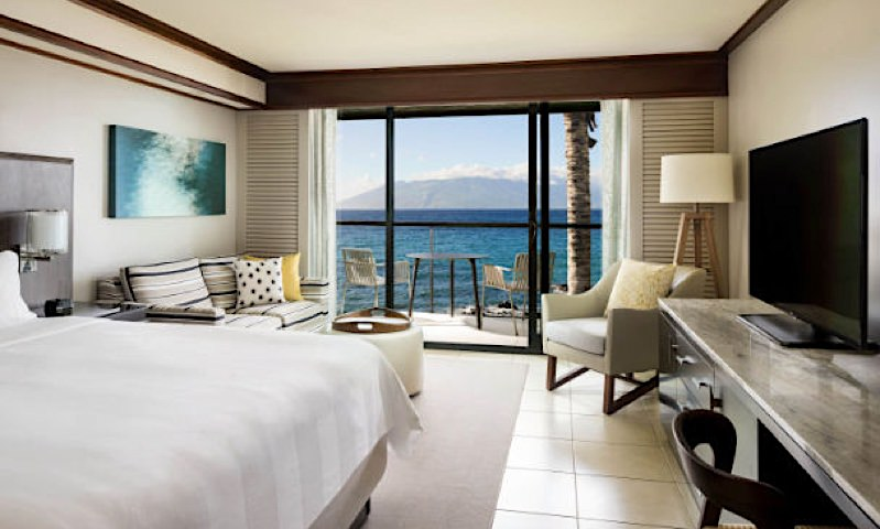 photo of Wailea Beach Marriott Guest Room