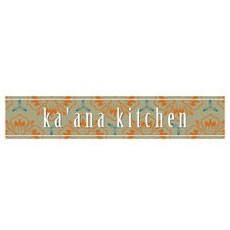 Ka'ana Kitchen logo