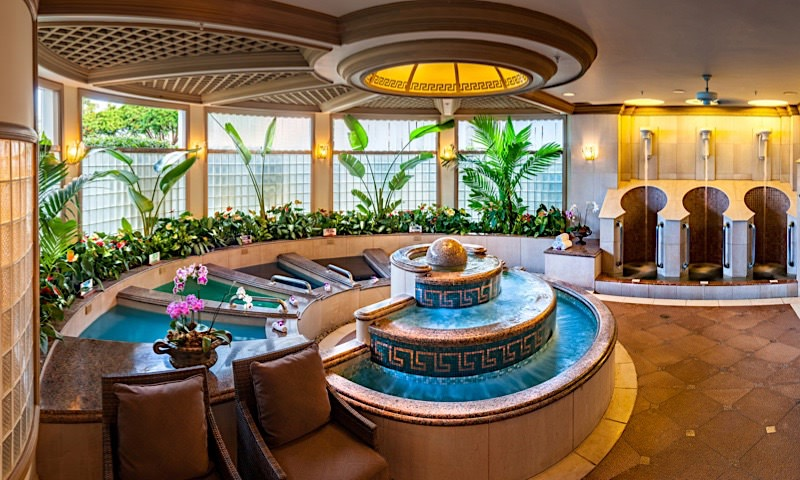 photo of Spa Grande at the Grand Wailea Resort
