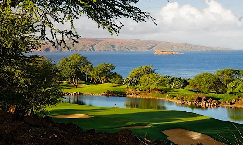 photo of Wailea Golf Club - Emerald Course