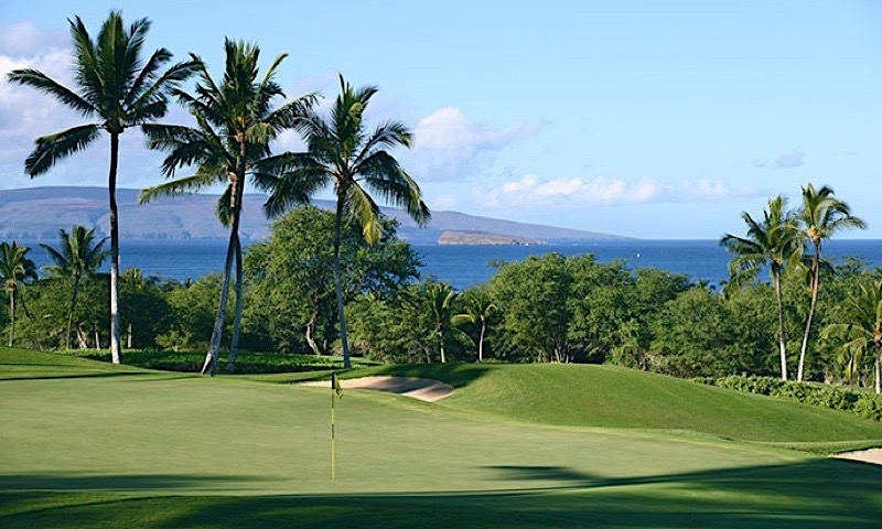 photo of Wailea Golf Club - Gold Course