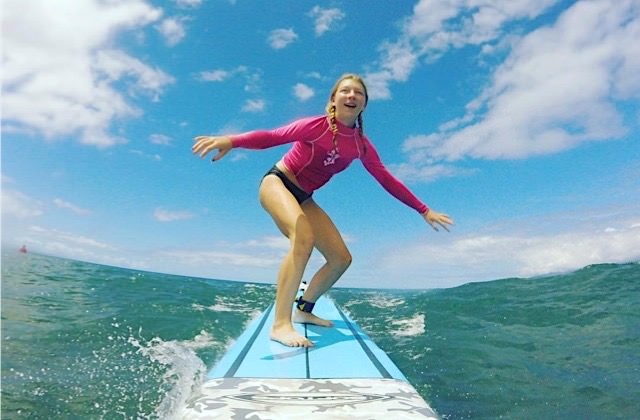 photo of Learning to Surf on Maui by Maui Surf Lessons