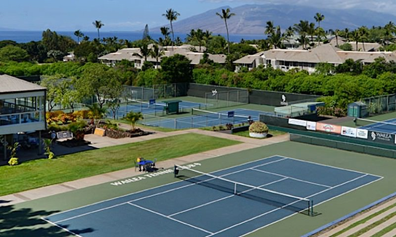 photo of Wailea Tennis Club