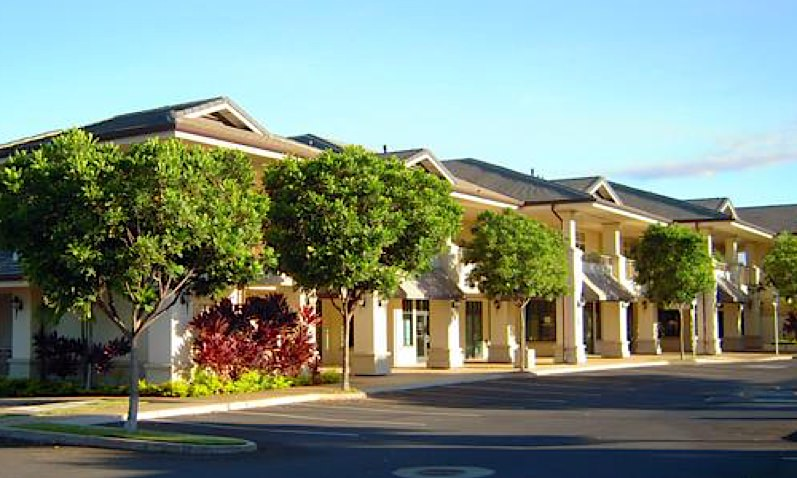 photo of Wailea Town Center