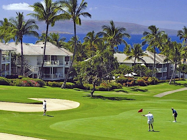photo of Golf in Wailea, Maui