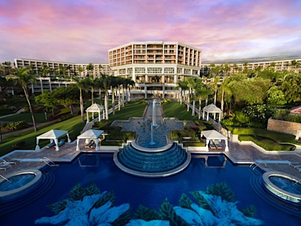Grand Wailea Resort, Wailea Lodging