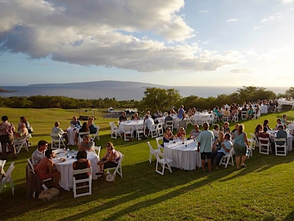 Taste of Wailea at Maui Film Festival
