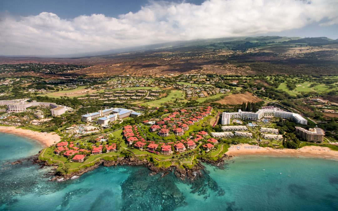Wailea Hotels Lead the Growth in Luxury Class in Hawai'i
