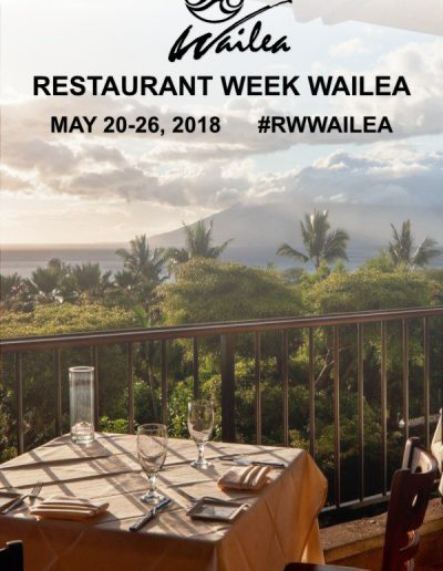 The Restaurant at Hotel Wailea