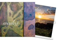 Wailea Magazine Spring Summer 2018 Cover image