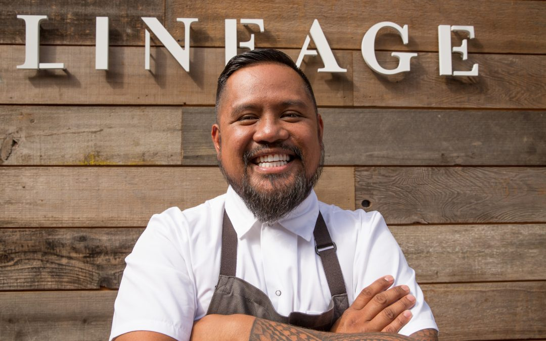 Lineage – the Newest Eatery by Chef Sheldon Simeon